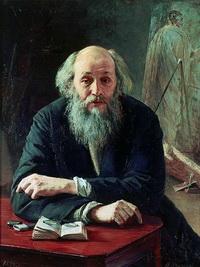 Портрет Н.Н. Ге (Н. Ярошенко)