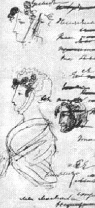 Портрет Елизаветы Воронцовой