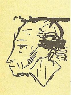 9.Автопортрет, 1823 г