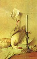 Белая утка (Жан-Батист Удри)