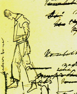 Анчар. Изображение раба, 1828 г.