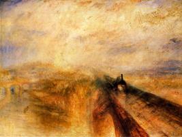Дождь, пар, скорость (У. Тернер, 1844 г.)