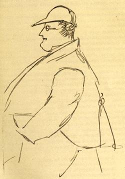 Портрет П.Л. Шиллинга фон Канштадта