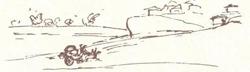 7.Имение Осиповых-Вульфов в Тригорском, 1824 г