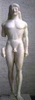 Аполлон Тенейский, ок. 560—550 до н.э, Мюнхенская глиптотека