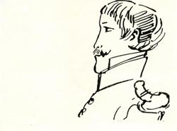 Портрет В.Ф. Раевского