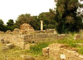 Олимпия. Булертерий. VI-V вв. до н.э.